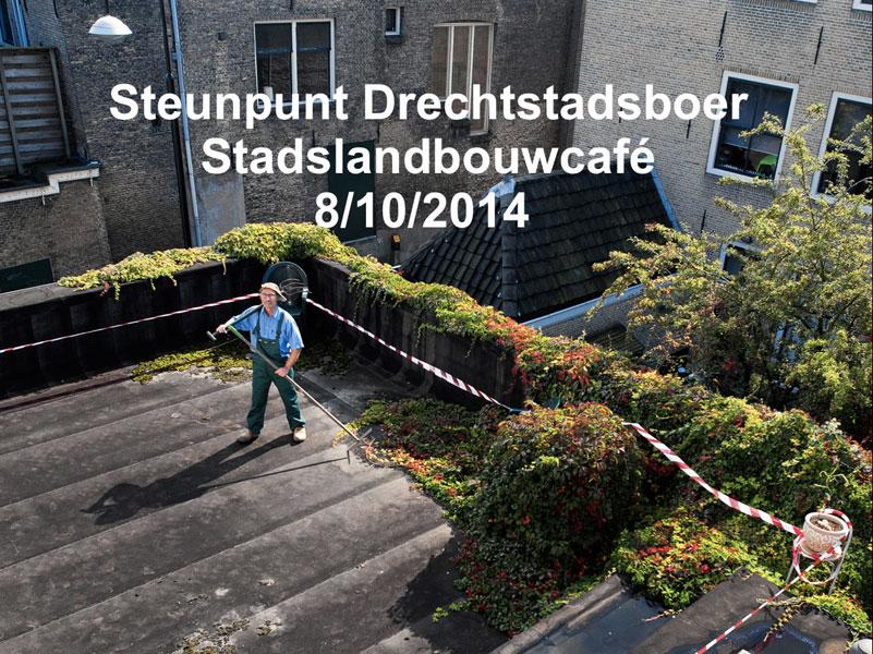 Drechtstadsboer Symposium 2014