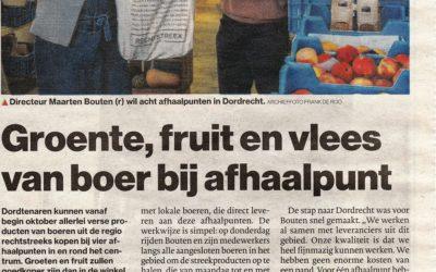 AD Rechtstreex komt naar Dordrecht