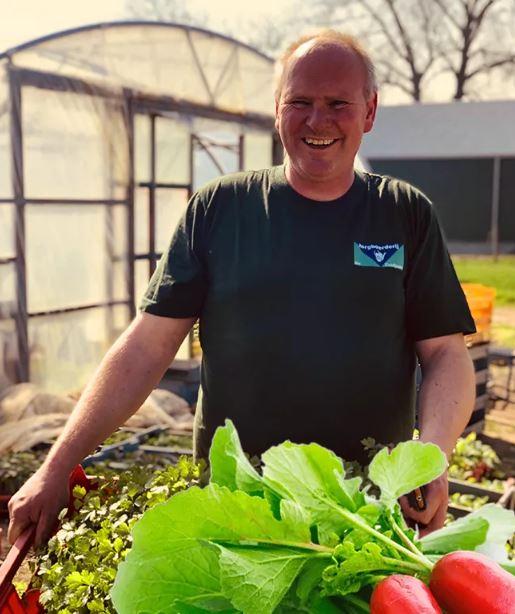Corstiaan den Boer van De Zuidpunt: Wat is nou eigenlijk een zorgboerderij?