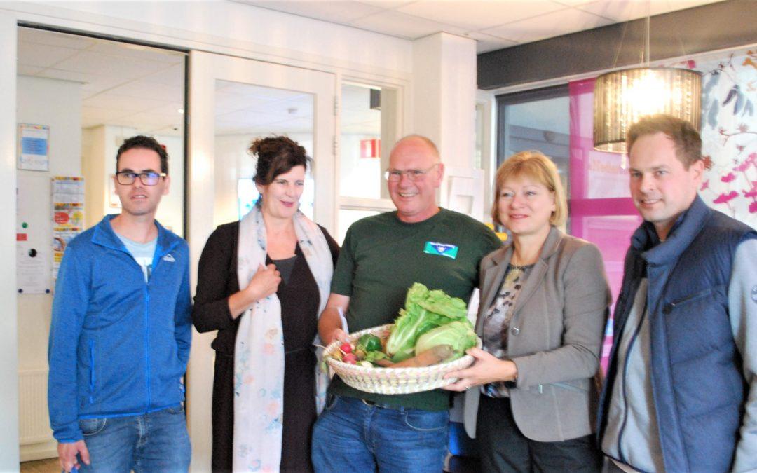 De Kortste Weg: nu ook in Zwijndrecht groenten van de boer direct op je bord