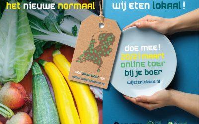 Campagne  Wij Eten Lokaal – Het Nieuwe Normaal